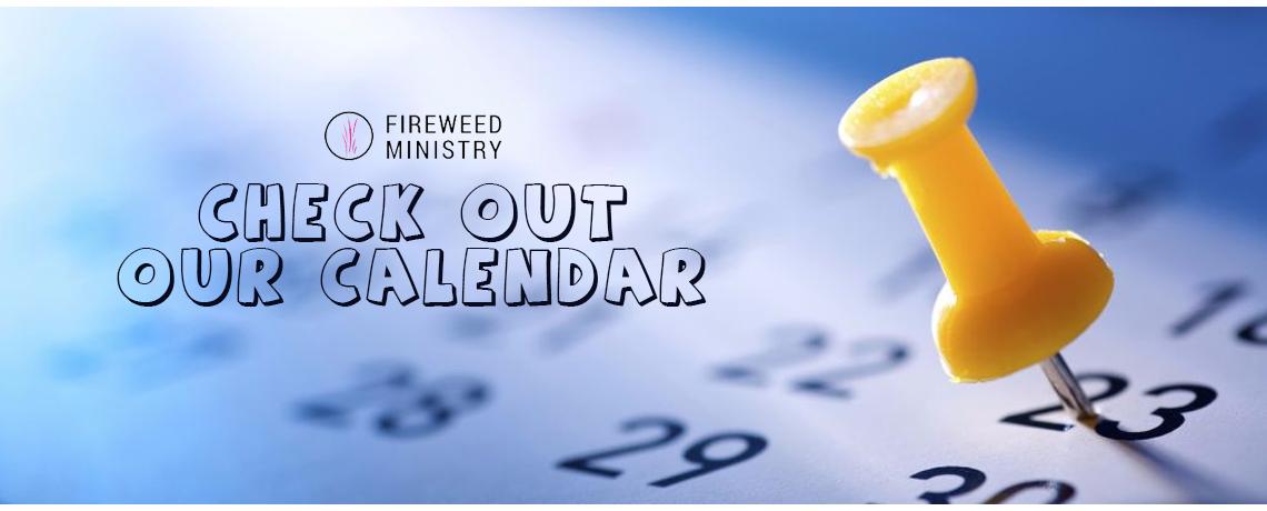 2019 Summer Calendar